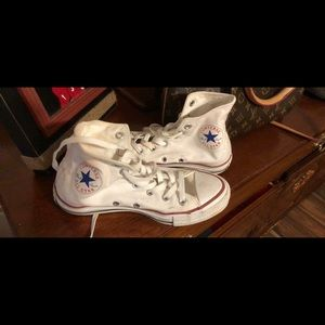 buy online f453c 10575 Shoes - White high top converse